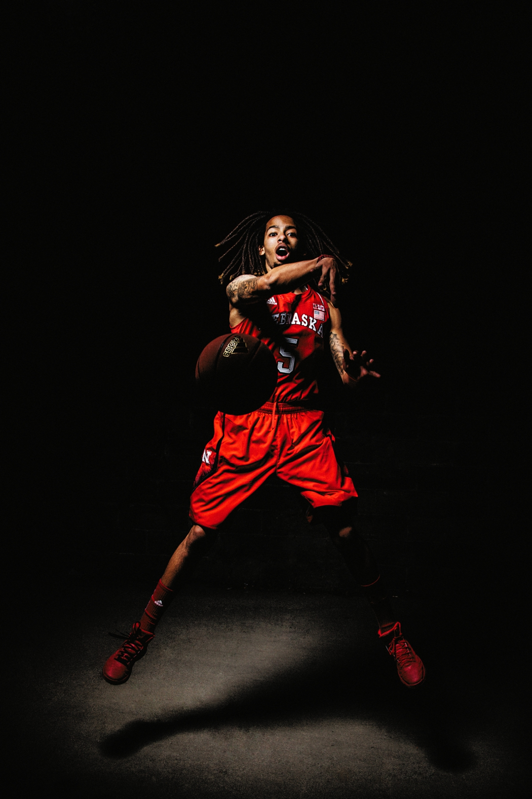 Basketball photography poses